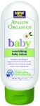 Avalon Organics Baby Weightless Nourishing Vücut Losyonu