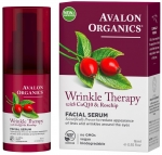 Avalon Organics Wrinkle Therapy Yüz Serumu