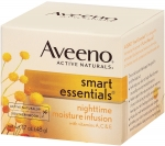 Aveeno Smart Essentials Nigthttime Moisture Infusion