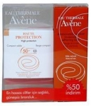 Avene Compact SPF 50 Sable (Autobronzant Hydratant Lotion %50 �ND�R�ML�)