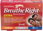 Breathe Right Ekstra Güçlü Burun Bandı