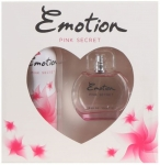 Emotion Pink Secret EDT Bayan Parfüm Kofresi