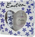 Emotion Violet EDT Bayan Parfüm Kofresi