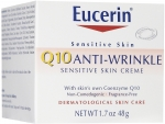 Eucerin Q10 Anti Wrinkle Sensitive Skin Cream