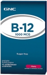 GNC B-12 Folic Acid