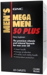 GNC Mega Men 50 Plus Tablet