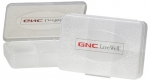 GNC Pill Box