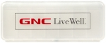 GNC Pill Box 7 Day Vitamin Pack