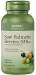 GNC Saw Palmetto Berries Kapsül