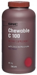 GNC Vitamin C 100 Chewable Tablet