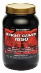 GNC Weight Gainer Vanilla Toz