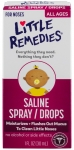 Little Remedies Saline Spray / Drops