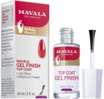 Mavala Top Coat Gel Finish - Jel Görünümlü Son Kat
