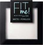 Maybelline Fit Me Matte+Poreless Pudra