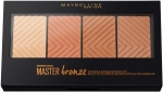 Maybelline Master Bronze Color & Highlighting Pudra Paleti