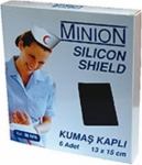 Minion Kuma� Kapl� Silikon Shield