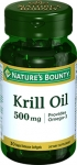 Nature's Bounty Krill Oil