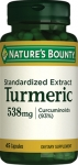 Nature's Bounty Turmeric (Std. Extract)