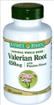 Nature's Bounty Valerian Root With Passion Flower