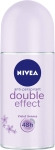 Nivea Double Effect Mor Düşler Deodorant Roll-On