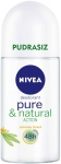Nivea Pure & Natural Action Jasmin Roll-On