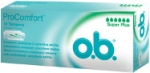 O.B. ProComfort Super Plus Tampon