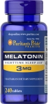 Puritan's Pride Melatonin Tablet