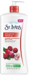 ST. Ives Intensive Healing Cranberry & Grapeseed Oil Body Lotion