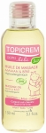 Topicrem Massage Oil Mum & Baby