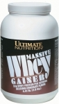 Ultimate Nutrition Massive Whey Gainer - Chocolate 2Kg