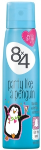 8x4 Party Like A Penguin Bayan Deodorant