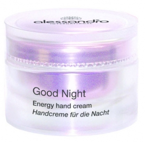 Alessandro Hands!Up Lovely Times Good Night Energy Hand Cream - Gece El Bakım Kremi