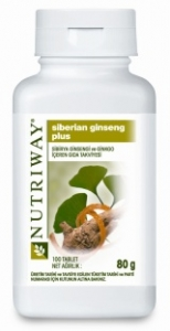 Amway Nutriway Siberian Ginseng Plus Tablet