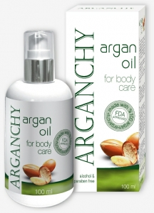 Arganchy For Body Care Argan Oil