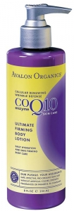 Avalon Organics CoQ10 Ultimate Firming Body Lotion