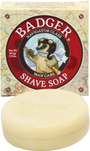 Badger Shave Soap - Tıraş Sabunu