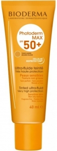 Bioderma Photoderm Max Ultra Fluide Golden SPF 50+