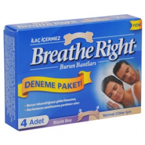 Breathe Right Deneme Paketi