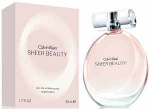 Calvin Klein Sheer Beauty Woman EDP Bayan Parfümü