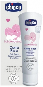 Chicco Baby Moments Besleyici Krem