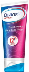 Clearasil Rapid Action Daily Face Wash