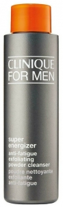 Clinique For Men Super Energizer Anti-Fatigue Exfoliating Powder Temizleyici