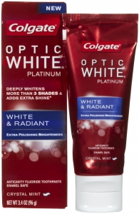 Colgate Optic White Platinum Diş Macunu