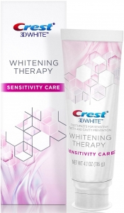 Crest 3D White Whitening Therapy Sensitive Care Diş Macunu