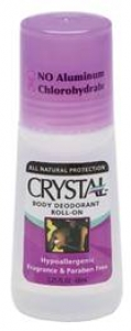 Crystal Roll On Deodorant