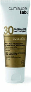 Cumlaude Lab Sunlaude Antiaging Emulsion SPF 30