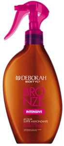 Deborah Super Dark Tanning Water