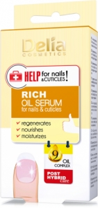 Delia Rich Oil Serum For Nails & Cuticles
