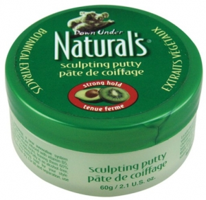 Down Under Natural's Sculpting Putty Güçlü Briyantin