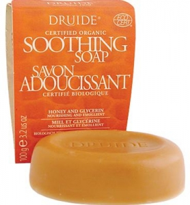 Druide Soothing Honey And Glycerin Soap